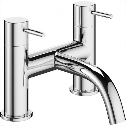 Crosswater Taps - Mike Pro Deck Mounted Bath Filler