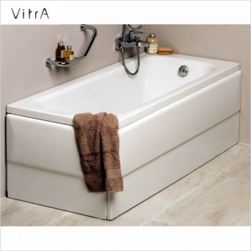 Vitra Baths - Balance Bath 150 x 70cm