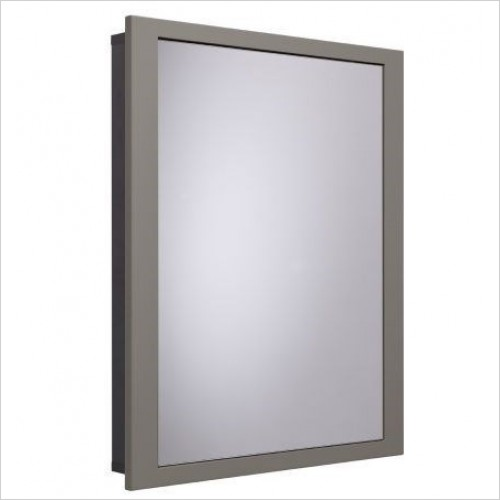 Roper Rhodes Furniture - Scheme 600 x 75mm  Mirror Bathroom Cabinet