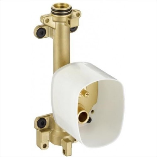 Axor Optional Extras - Starck Hand Shower Module Basic Set 1/2''