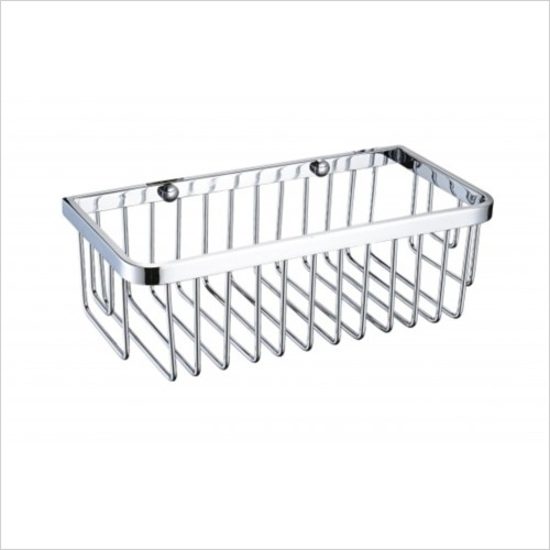 Heritage Accessories - Rectangle Wire Basket 70x270x190mm