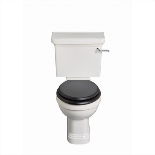 Heritage Toilets - Wynwood Standard Height Close Coupled Toliet Pan