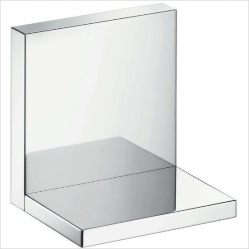 Axor Accessories - Glass Shelf 700mm With Rail