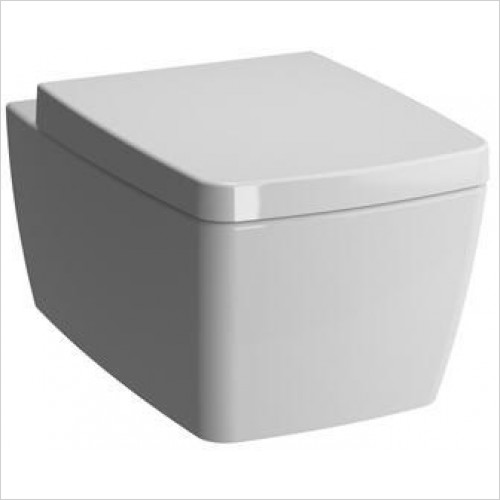 Vitra Toilets - M-Line Wall Hung WC Pan 56cm