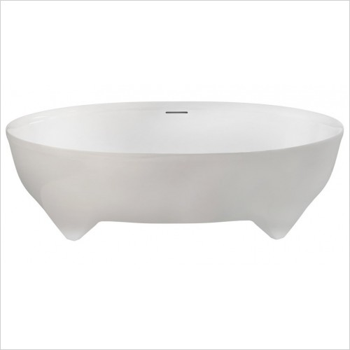 Clearwater Baths - Vigore Bath 1700 x 555 x 750mm