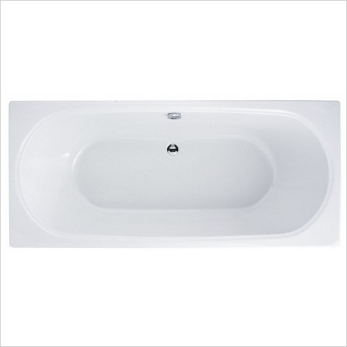 Adamsez Baths - Duo Pure Double Ended Bath 1800x800mm