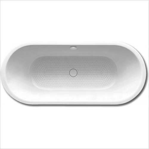 Kaldewei Baths - 127-7 Avantgarde Centro Duo Oval 170x75x47cm 0TH