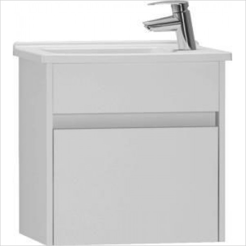 Vitra Furniture - S50 Compact Washbasin Unit 50cm Including Basin