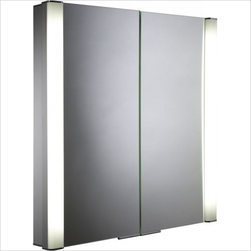Roper Rhodes Furniture - Ascension Transition Double Mirror Glass Door Cabinet