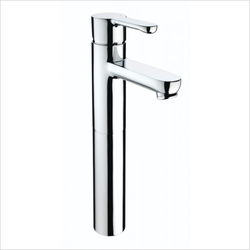Nero Tall Basin Mixer, No Waste