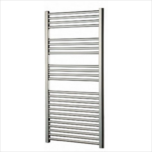 Radox Radiators - Premier Flat Towel Warmer - 800 x 400mm