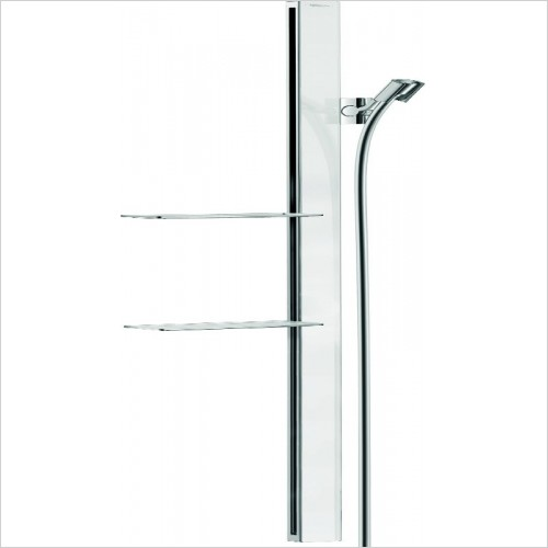 Hansgrohe Showers - Unica'E Wall Bar 1.50m