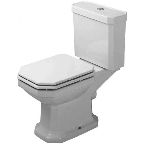 Duravit - Toilets - 1930 Series Toilet Close Coupled 665mm