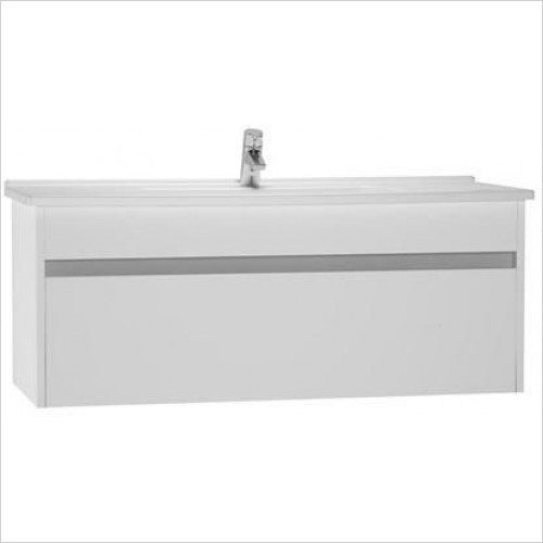 Vitra Furniture - S50 Washbasin Unit 120cm Including Basin