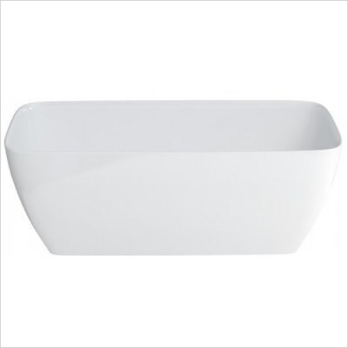 Clearwater Baths - Vicenza Petite ClearStone 1524 x 800mm, No Overflow