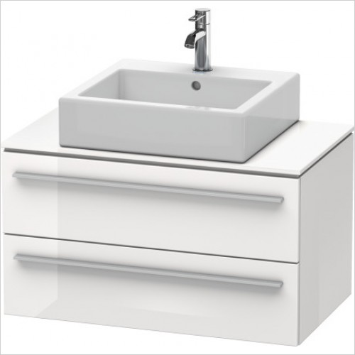 Duravit Furniture - X-Large Vanity Unit For Console 440x800x478mm 2 Drawers