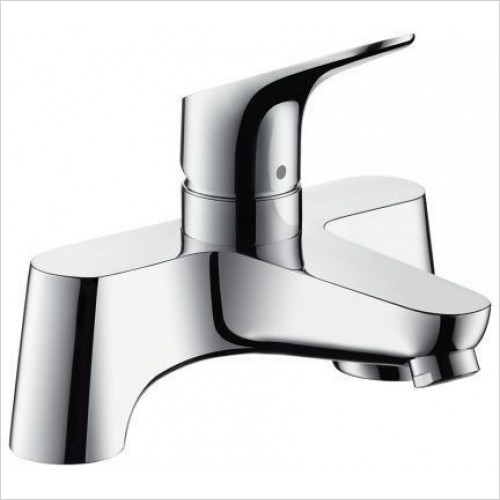 Hansgrohe Taps - Focus Rim Mounted Bath Mixer
