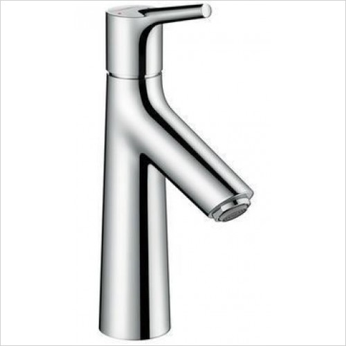 Hansgrohe Taps - Talis S Single Lever Basin Mixer 100 Lowflow 3.5l/min
