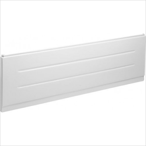 Duravit Optional Extras - D-Code Front Panel 1600mm Fixation By Screws