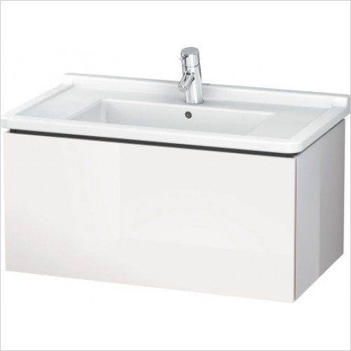 Duravit Furniture - L Cube Vanity Unit 820, F 030480, 1 Drawer