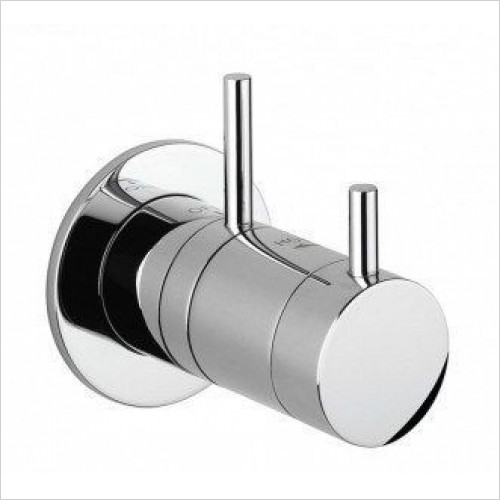 Crosswater Showers - Kai Lever Thermostatic Shower Valve
