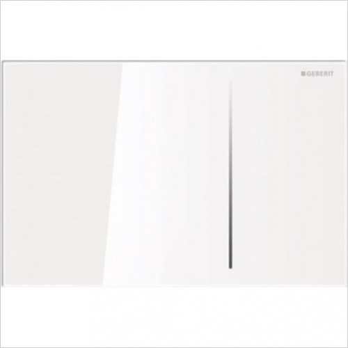 Geberit Optional Extras - Flush Plate Sigma70 For Dual Flush