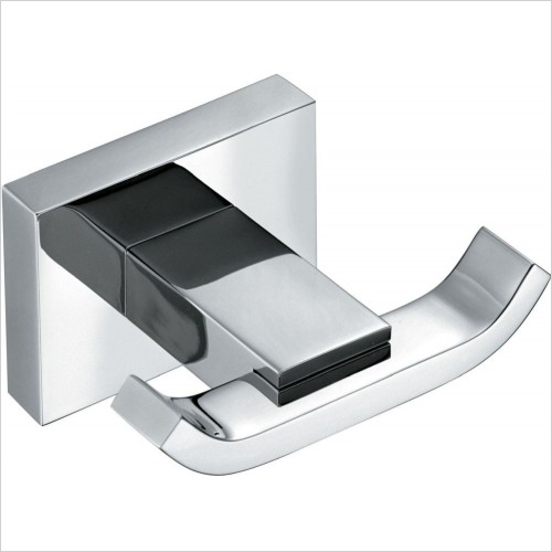 VADO Accessories - Level Double Robe Hook