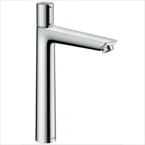 Hansgrohe Taps - Talis Select E Single Lever Basin Mixer 240, Pop-Up Waste