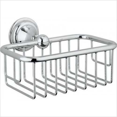 Crosswater Accessories - Belgravia Shower Basket