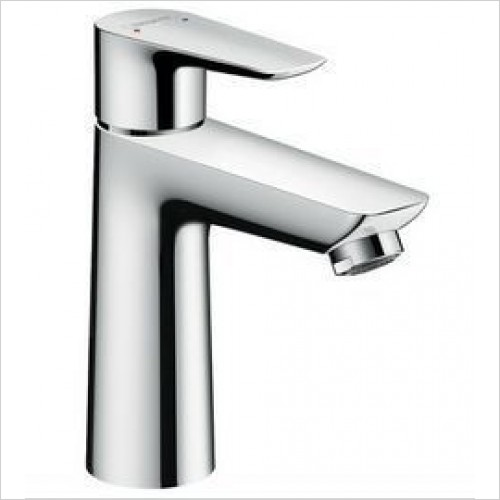 Hansgrohe Taps - Talis E Single Lever Basin Mixer 110 Lowflow 3.5l/min
