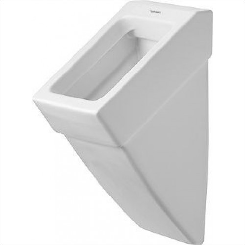 Duravit Urinals - Vero Urinal Concealed Inlet Without Cover