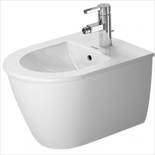 Duravit Bidets - Darling New Bidet Wall Mounted Compact 1TH