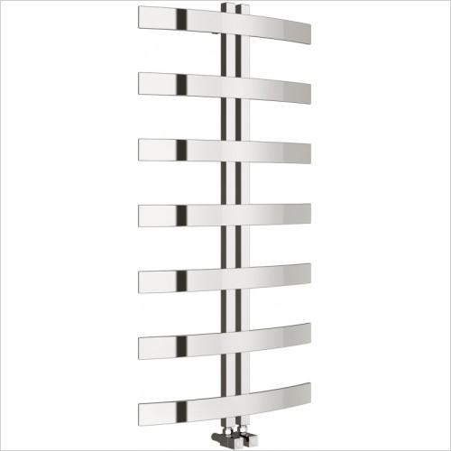 Reina Radiators - Riesi Radiator 1200 x 600mm - Dual Fuel