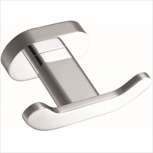VADO Accessories - Life Double Robe Hook
