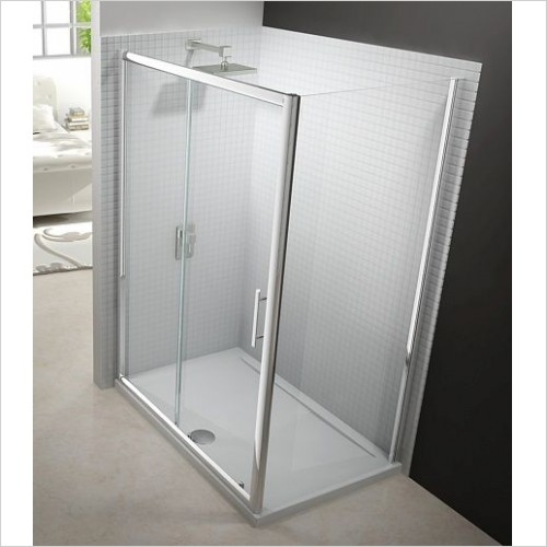 Merlyn Shower Enclosures - 6 Series Side Panel 760/800mm