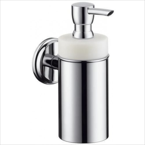 Hansgrohe - Accessories - Logis Classic Ceramic Lotion Dispenser