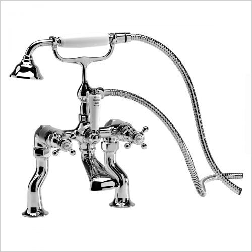 Roper Rhodes Showers - Henley Pillar Bath Shower Mixer