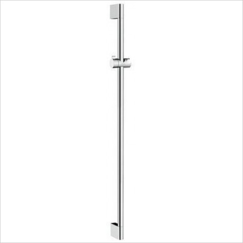 Hansgrohe Showers - Unica' Croma Wall Bar 900mm Without Shower Hose