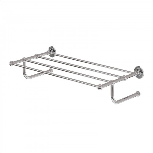 Burlington Accessories - Towel Rack