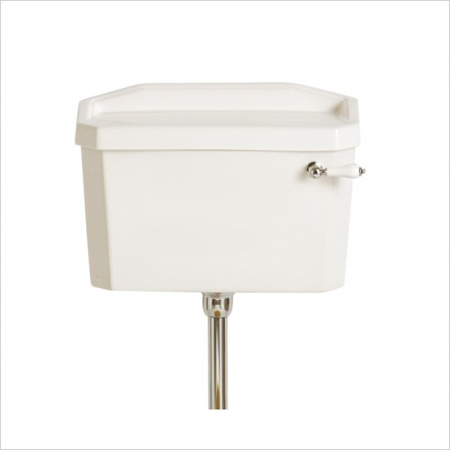 Heritage Optional Extras - Granley Close Coupled Low Level Cistern