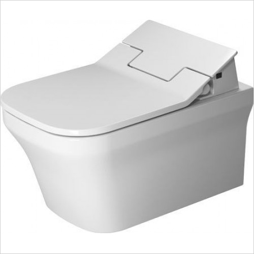 Duravit - Toilets - P3 Comforts Toilet Wall Mounted 570mm Washdown Durafix