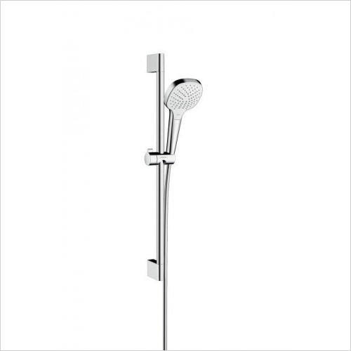 Hansgrohe Showers - Showering HeadSet and Rail Croma Select E Vario 9l Unica Se