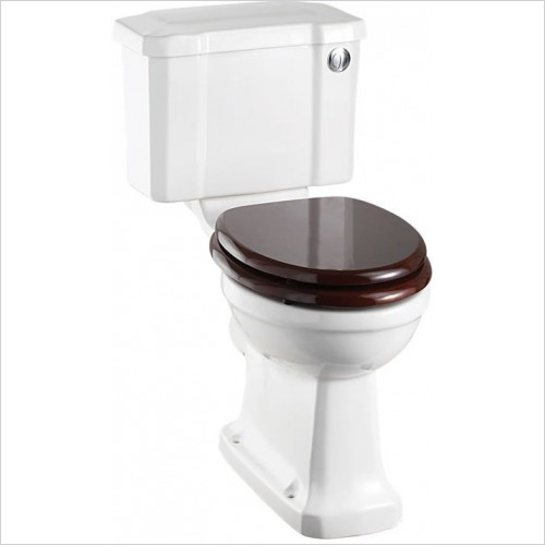 Burlington Optional Accessories - Close Coupled Cistern 44cm With Front Button