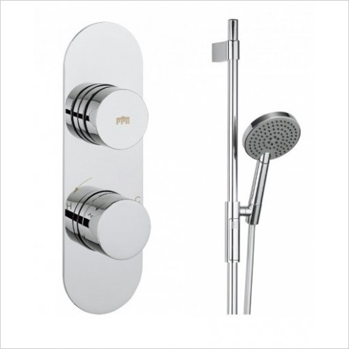 Central Shower Valves