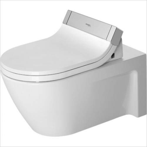 Duravit - Toilets - Starck 2 Toilet Wall Mounted 620mm Washdown