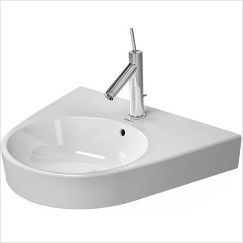 Duravit - Basins - Starck 2 Washbasin 600mm 1TH