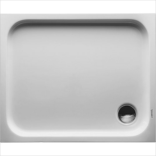 Duravit Showers - D-Code Shower Tray 900x750mm Rectangle -  720104