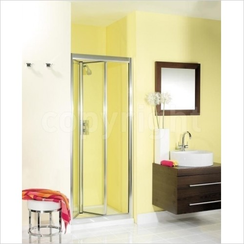 Simpsons Shower Enclosures - Supreme Bifold Door