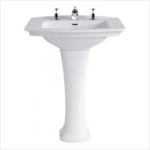 Heritage Basins - Blenheim Basin 1 Tap Hole