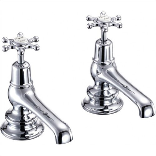 Burlington Taps - Birkenhead Regal Bath Taps